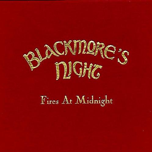 BLACKMORE´S NIGHT - FIRES AT MIDNIGHT CD BOX