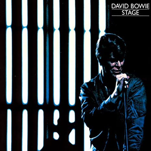 DAVID BOWIE - STAGE CD