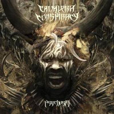 CAVALERA CONSPIRACY - PSYCHOSIS CD