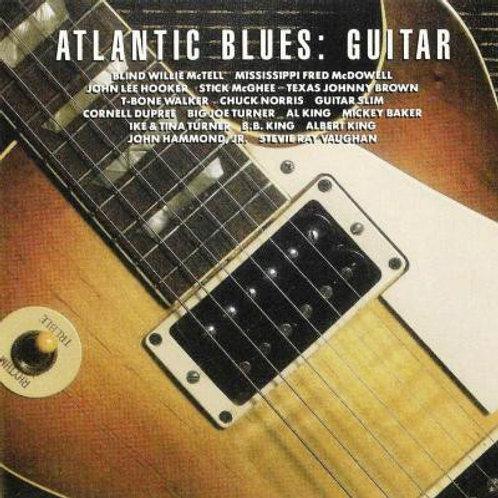 ATLANTIC BLUES - GUITAR DUPLO LP