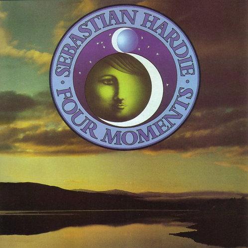 SEBASTIAN HARDIE - FOUR MOMENTS CD
