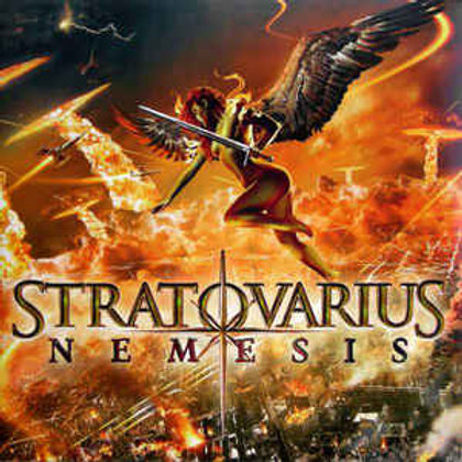 STRATOVARIUS - NEMESIS CD