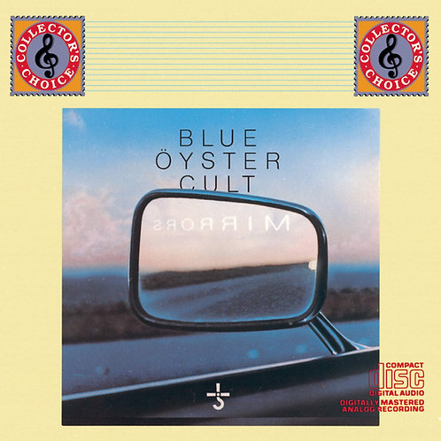 BLUE OYSTER CULT - MIRRORS CD