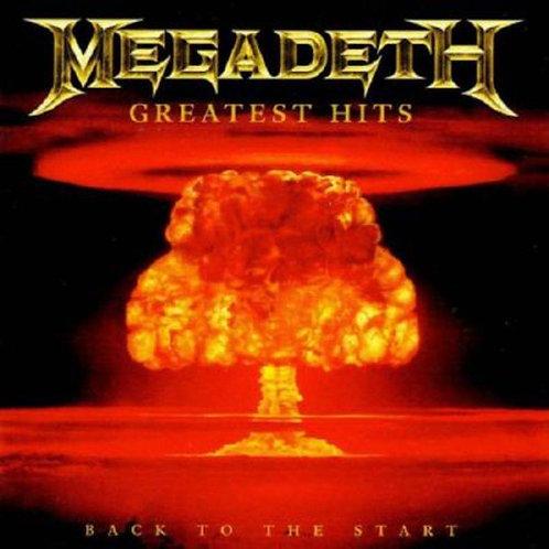 MEGADETH - GREATEST HITS CD