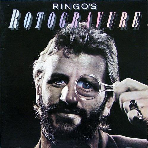 RINGO -ROTOGRAVURE LP
