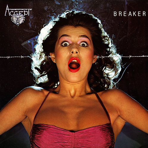 ACCEPT - BREAKER CD