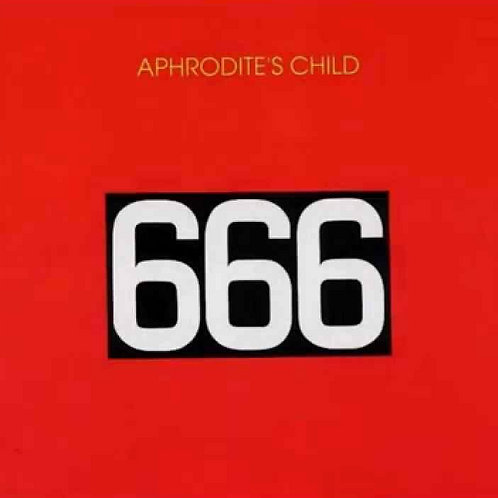 APHRODITE´S CHILD - 666 CD