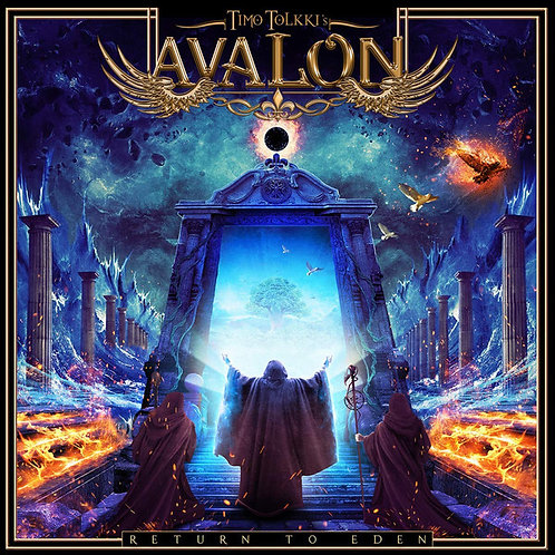 AVALON - RETURN TO EDEN CD