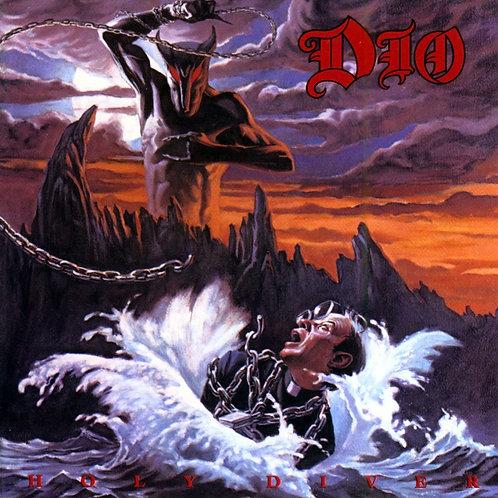 DIO - HOLY DIVER LP