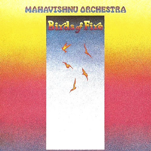 MAHAVISHNU ORCHESTRA - BIRDS OF FIRE LP
