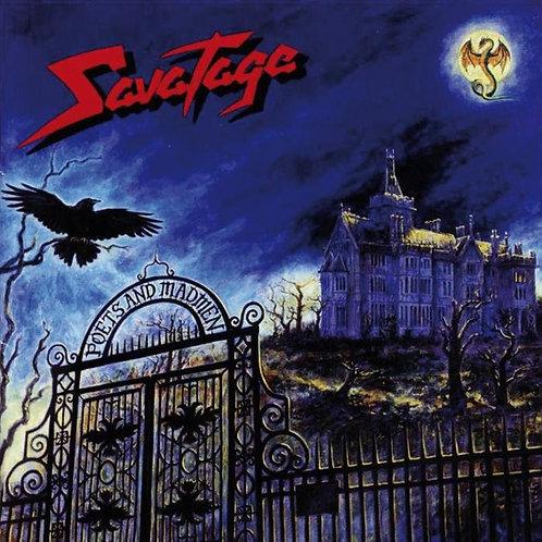SAVATAGE - POETS & MADMEN CD