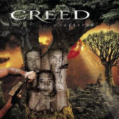 CREED - WEATHERED CD