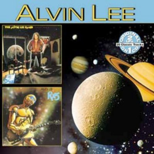 ALVIN LEE - FREE FALL / RX 5 CD