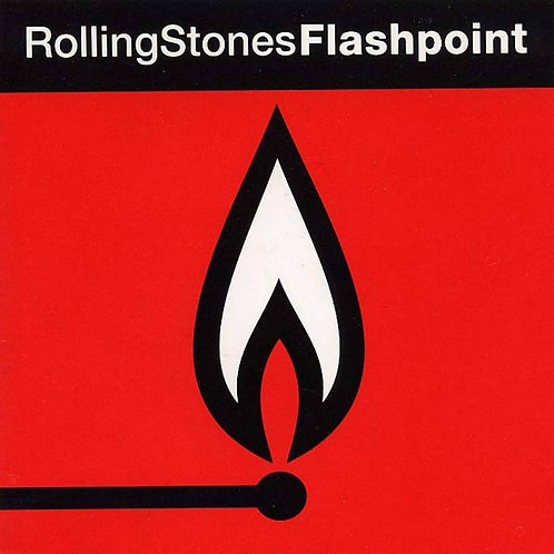 THE ROLLING STONES - FLASHPOINT LIVE CD