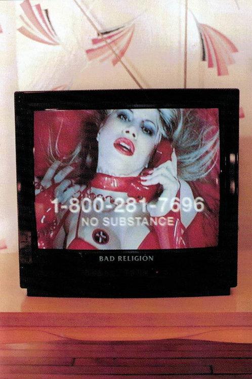 BAD RELIGION - NO SUBSTANCE CD