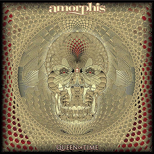 AMORPHIS - QUEEN OF TIME CD