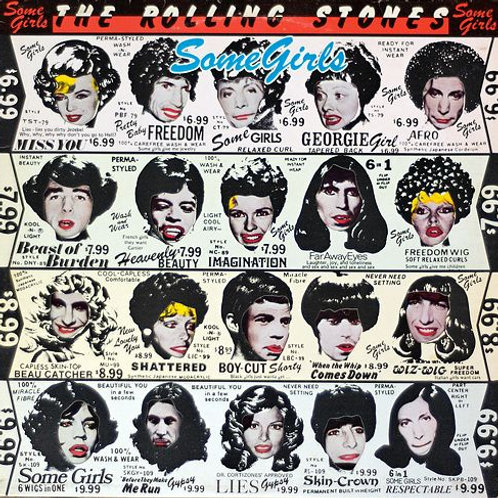 THE ROLLING STONES - SOME GIRLS CD