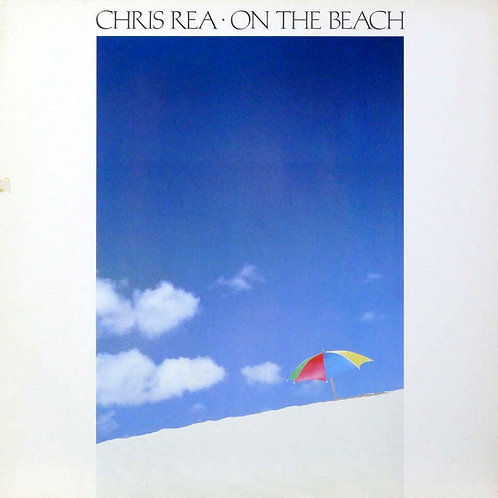 CHRIS REA - ON THE BEACH LP
