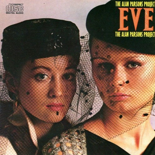 THE ALAN PARSONS PROJECT - EVE CD