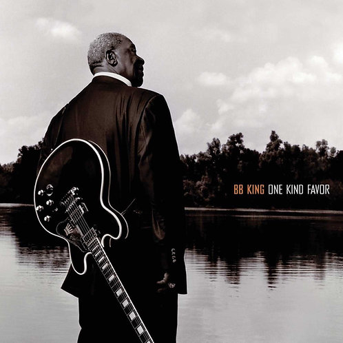 B.B.KING - ONE KIND FAVOR CD