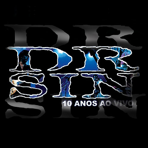 DR. SIN - 10 ANOS AO VIVO CD