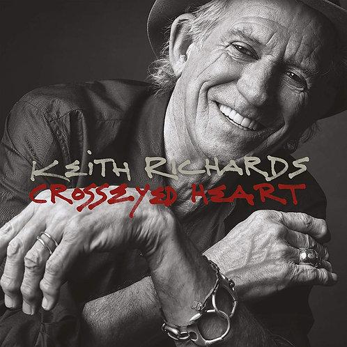 KEITH RICHARDS - CROSSIED HEART CD