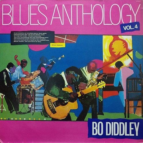 BLUES ANTHOLOGY VOL.4 - BO DIDDLEY