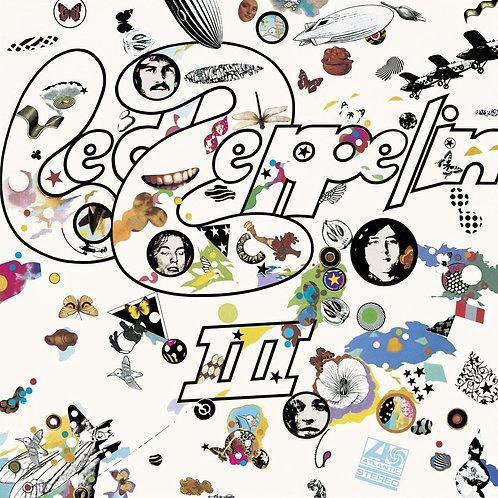 LED ZEPPELIN - III CD