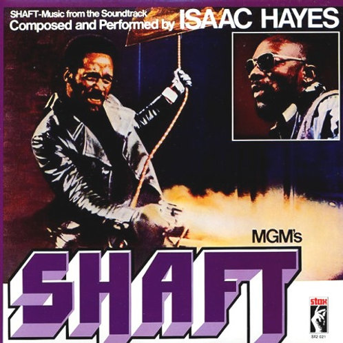 ISAAC HAYES - SHAFT LP