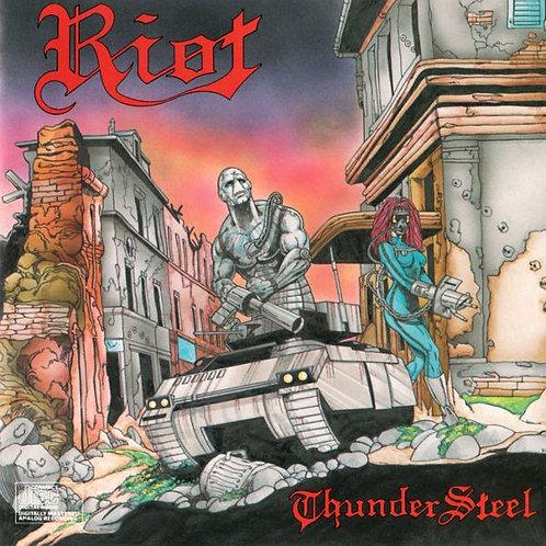 RIOT - THUNDERSTEEL CD