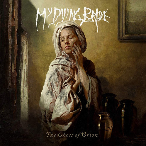 MY DYING - THE GHOST OF ORION CD