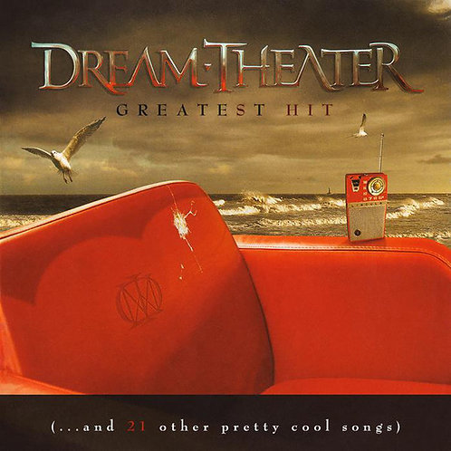 DREAM THEATER - GREATEST HITS CD