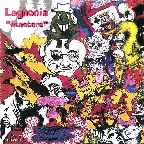 LAGHONIA - ETCETERA CD