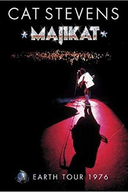 CAT STEVENS - EARTH TOUR 1976 DVD