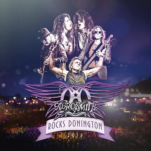 AEROSMITH - ROCKS DONINGTON 2014 CD2/DVD