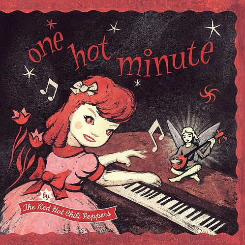 RED HOT CHILLI PEPPERS - ONE HOT MINUTE CD
