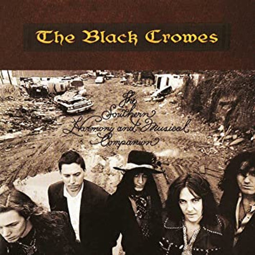 THE BLACK CROWES - SOUTHERN HARMONY AND MUSICAL COMPANION CD