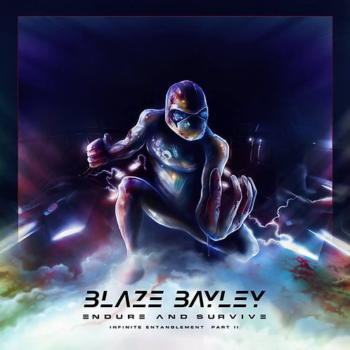 BLAZE BAYLEY - ENDURE AND SURVIVE CD
