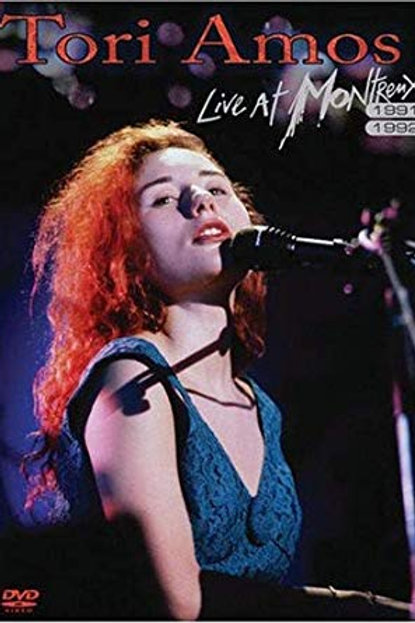 TORI AMOS - LIVE AT MONTREUX 1991/1992 DVD