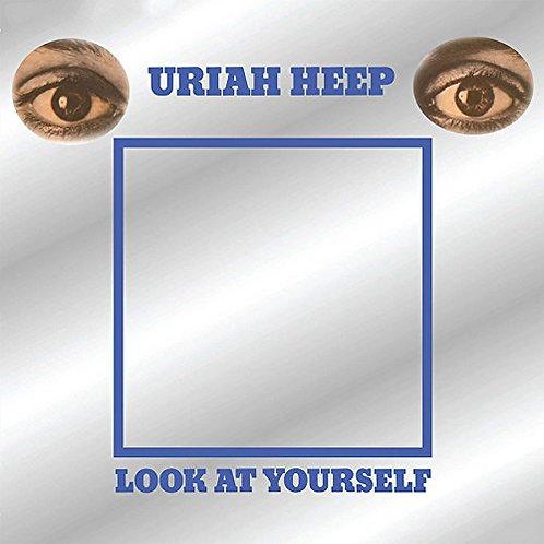 URIAH HEEP - LOOK AT YOURSELF CD
