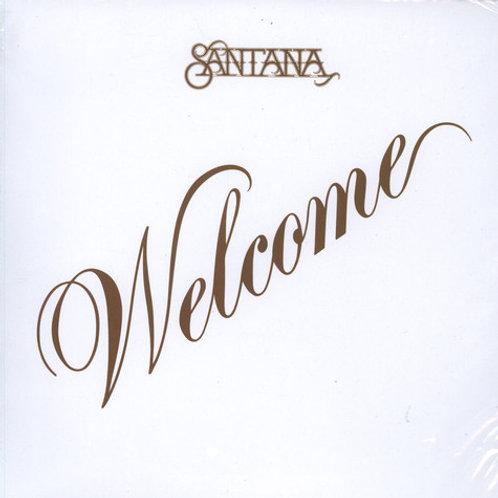 SANTANA - WELCOME CD