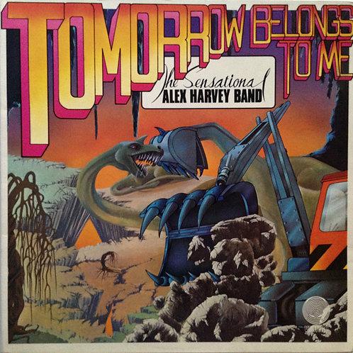 ALEX HARVEY BAND - TOMORROW BELONGS CD
