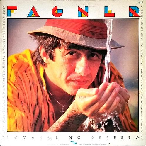 FAGNER - ROMANCE NO DESERTO LP