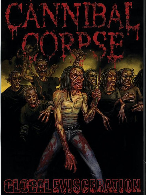 CANNIBAL CORPSE DVD
