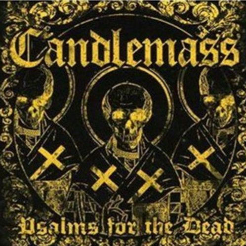 CANDLEMASS - KING OF THE GREY ISLANDS CD