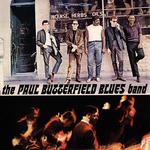 THE PAUL BUTTERFIELD BLUES BAND -  LP