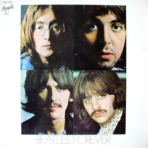 THE BEATLES - FOREVER LP