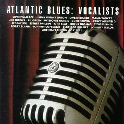 ATLANTIC BLUES: GUITAR CD