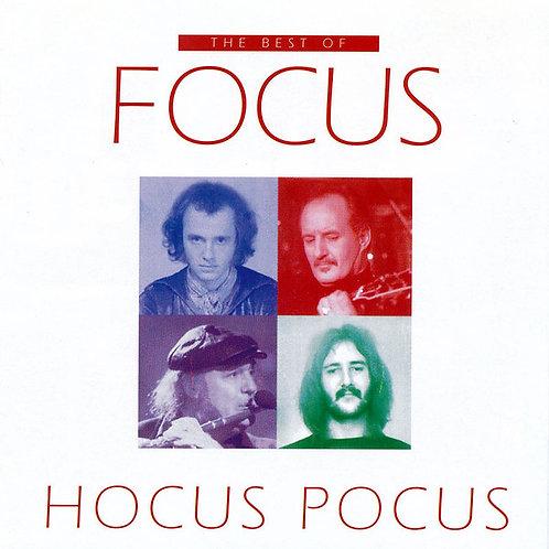 FOCUS - HOCUS POCUS CD