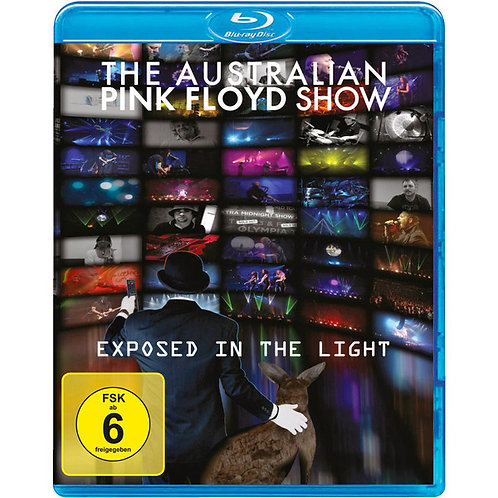 THE AUSTRALIAN PINK FLOYD SHOW - EXPOSED IN THE LIGHT BLU-RAY